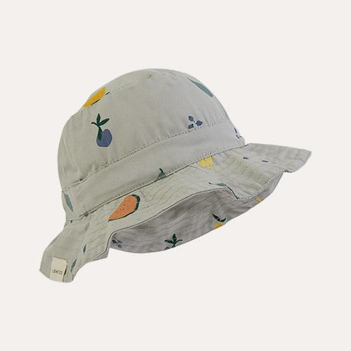 Fruit Dove Blue Liewood Sander Sun Hat