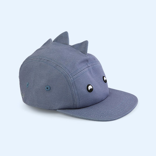 Dino Blue Wave Liewood Rory Cap