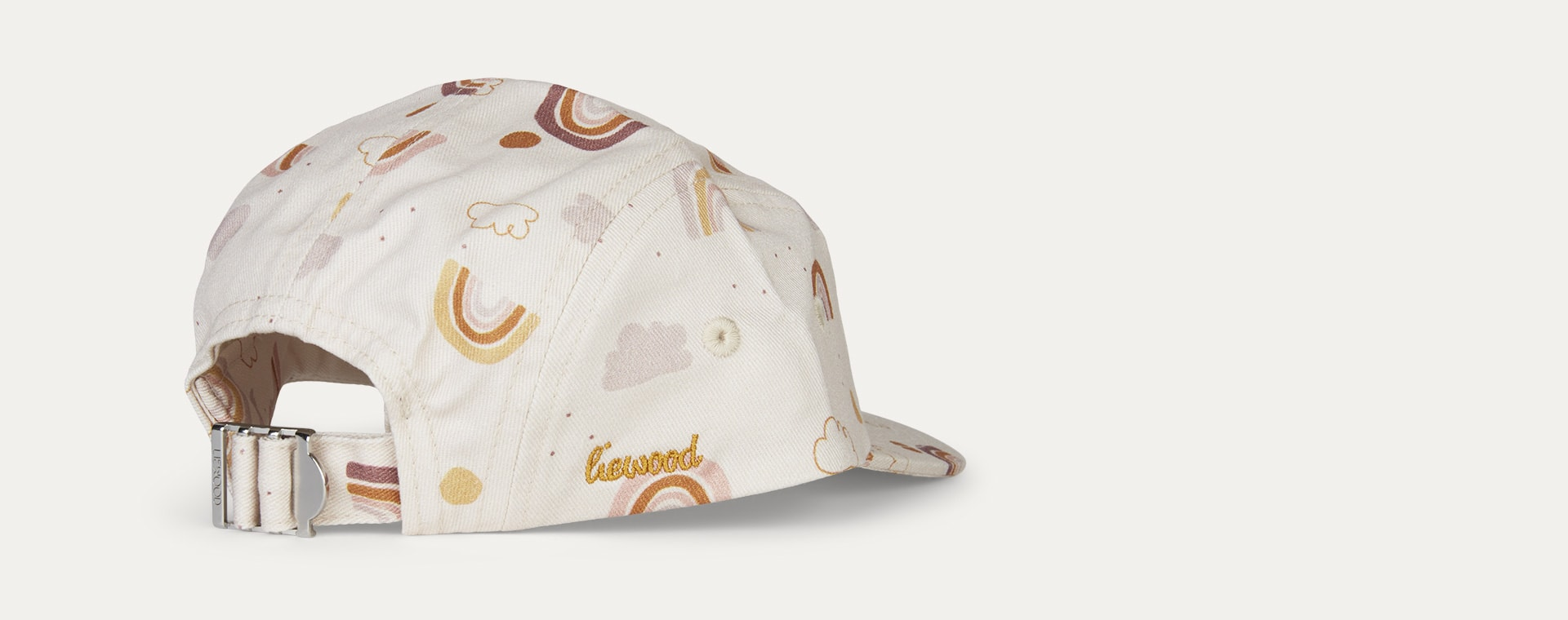 Rainbow Love Sandy Liewood Rory Cap
