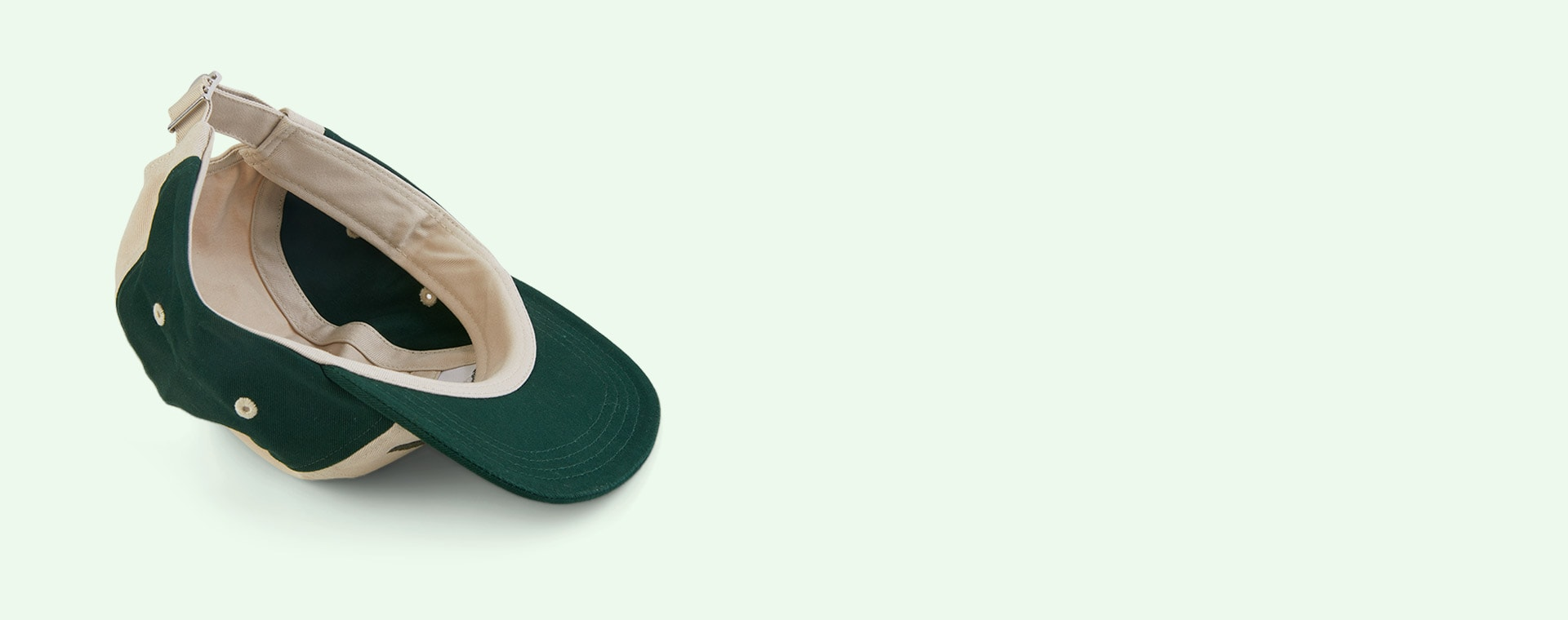 Crocodile Garden Green Mix Liewood Rory Cap