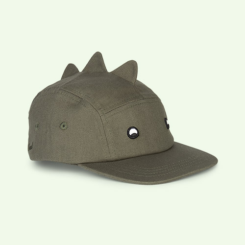 Faune Dino Green Liewood Rory Cap