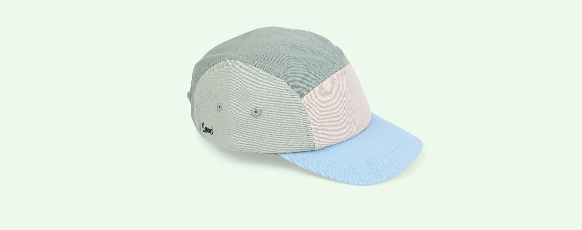 Peppermint Multi Mix Liewood Rory Cap