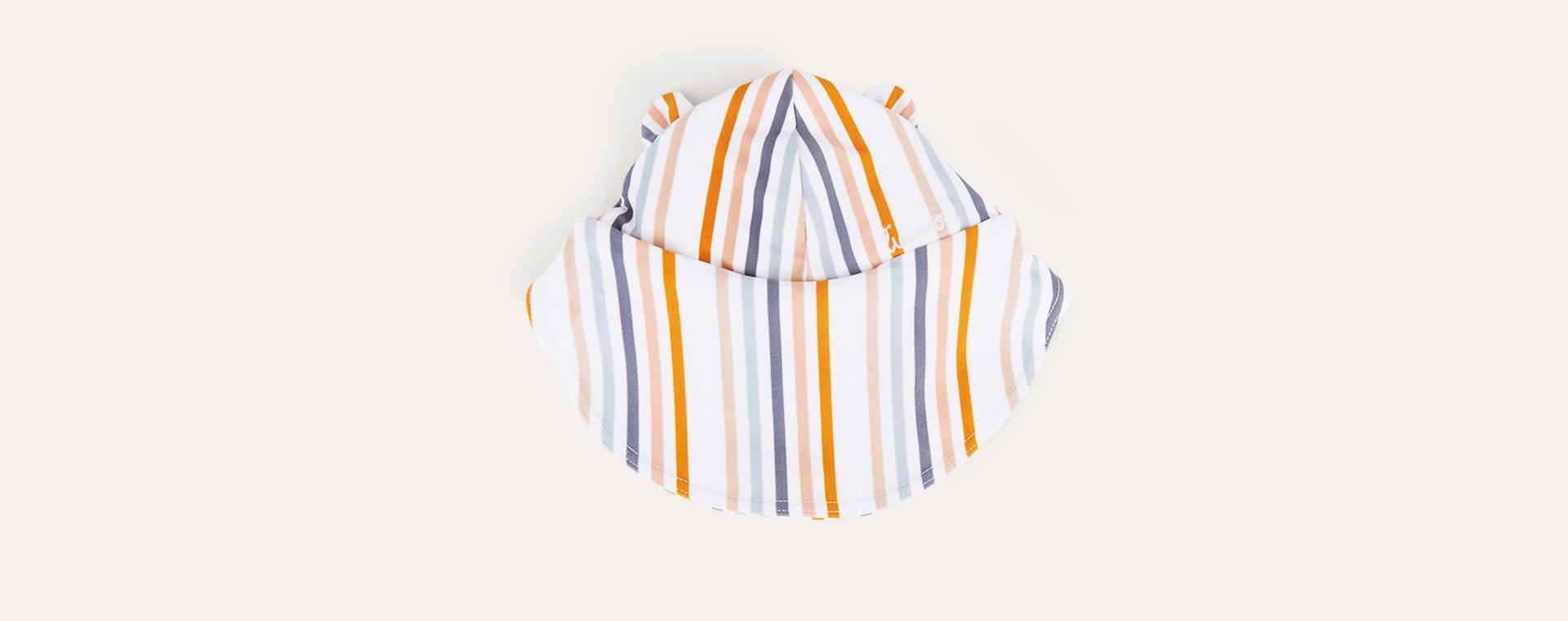 Stripe Liewood Senia Sun Hat