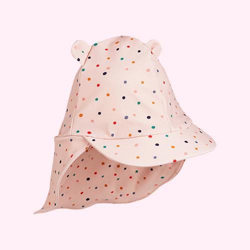Confetti Mix Liewood Senia Sun Hat