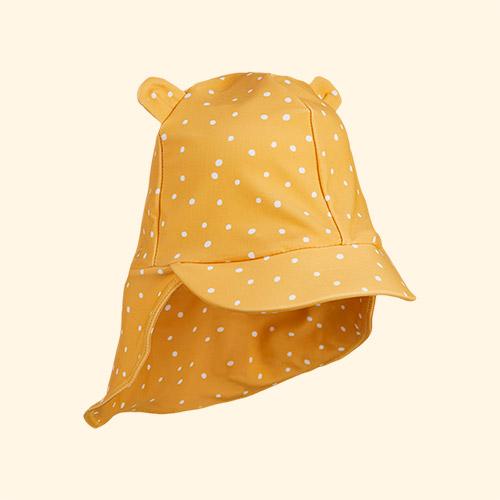 Confetti Yellow Mellow Liewood Senia Sun Hat