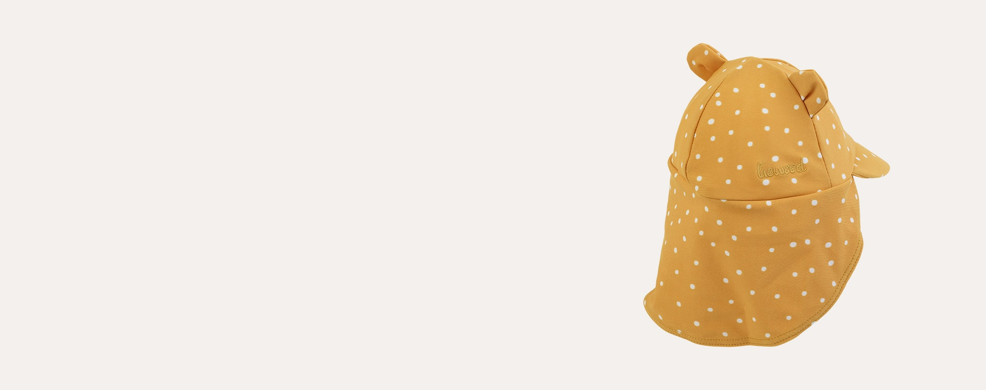 Confetti Yellow Mellow Mix Liewood Senia Sun Hat