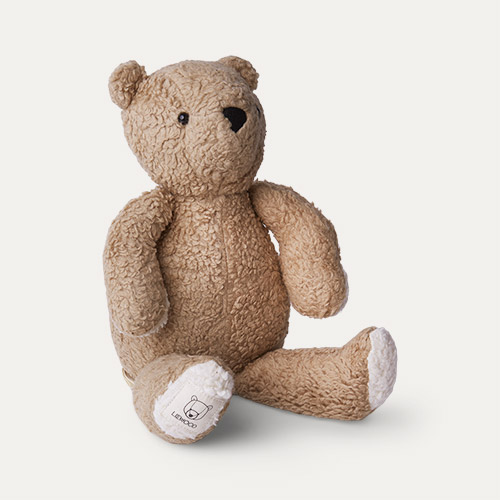Beige Liewood Barty The Bear