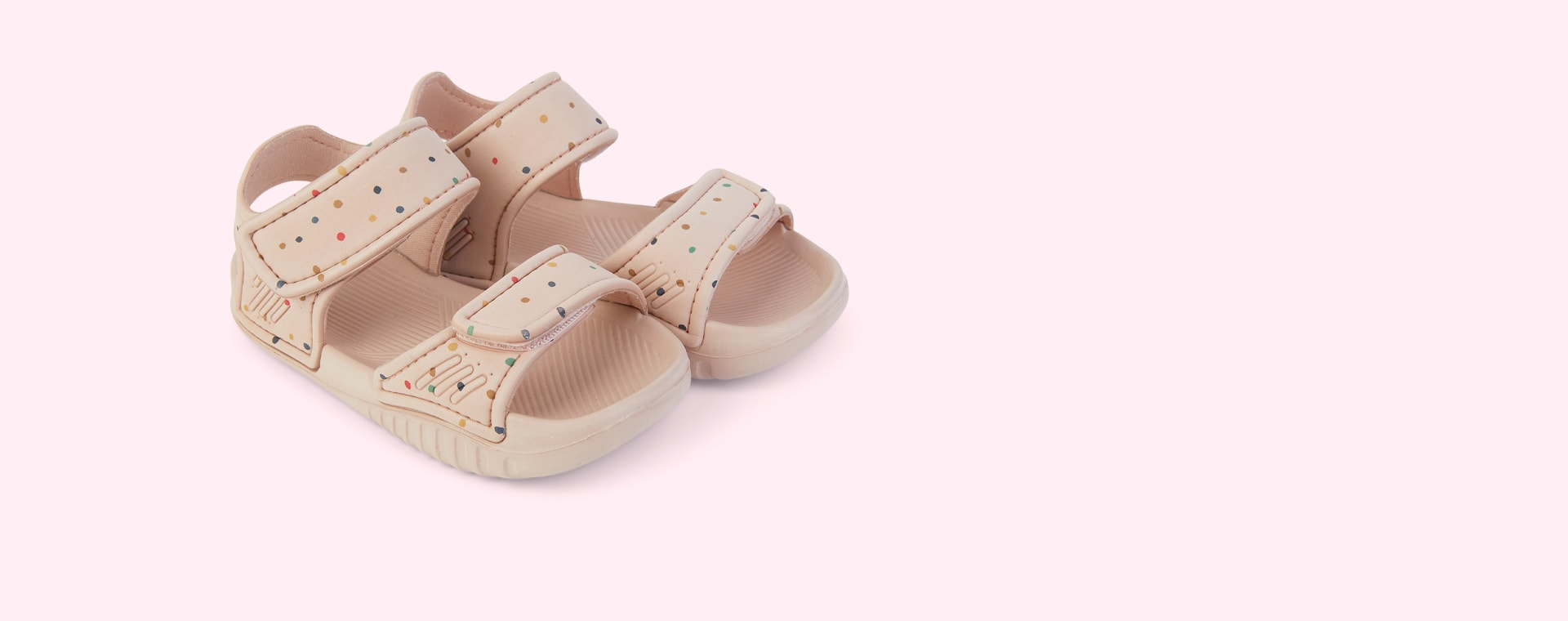 Confetti mix Liewood Blumer Sandals