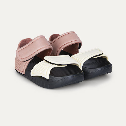 Dark Rose/Black Mix Liewood Blumer Sandals