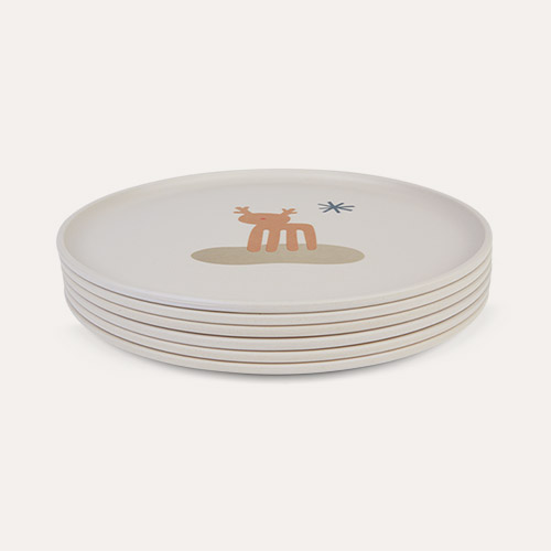 Holiday Mix Liewood Patrick Bamboo Plates