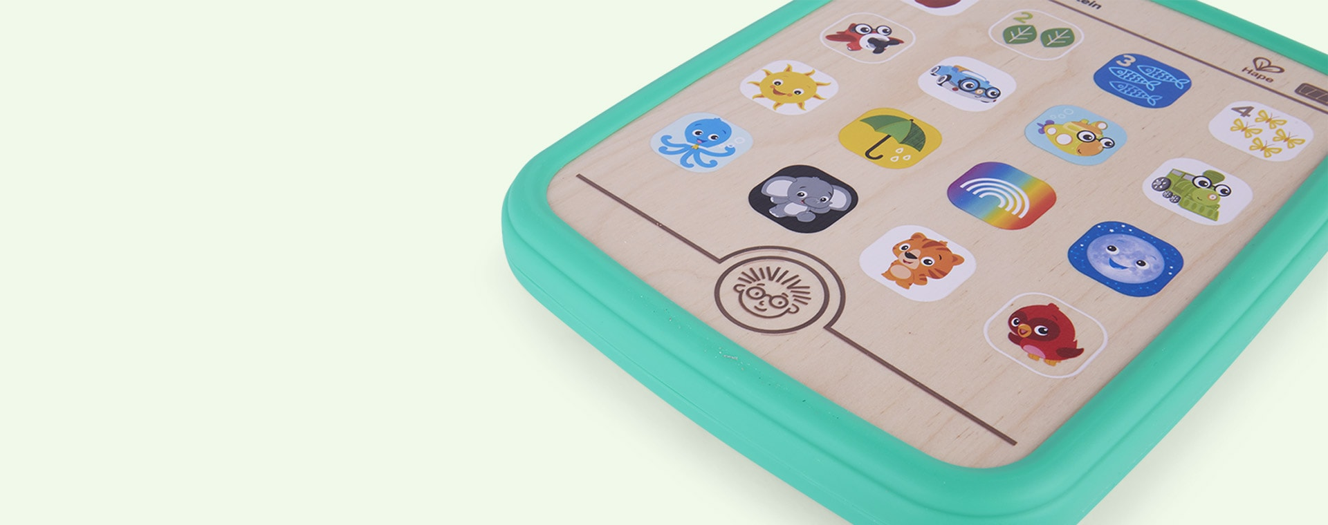 Multi Hape Magic Touch Curiosity Tablet