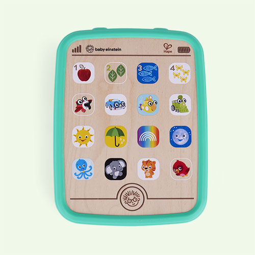 Multi Hape Magic Touch Curiosity Tablet