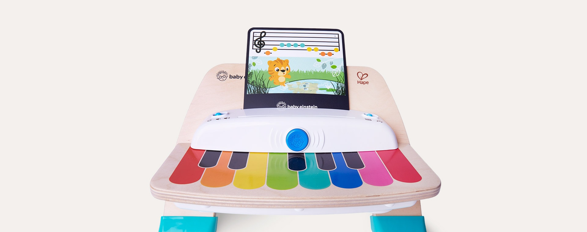 Multi Hape Magic Touch Piano Musical Toy