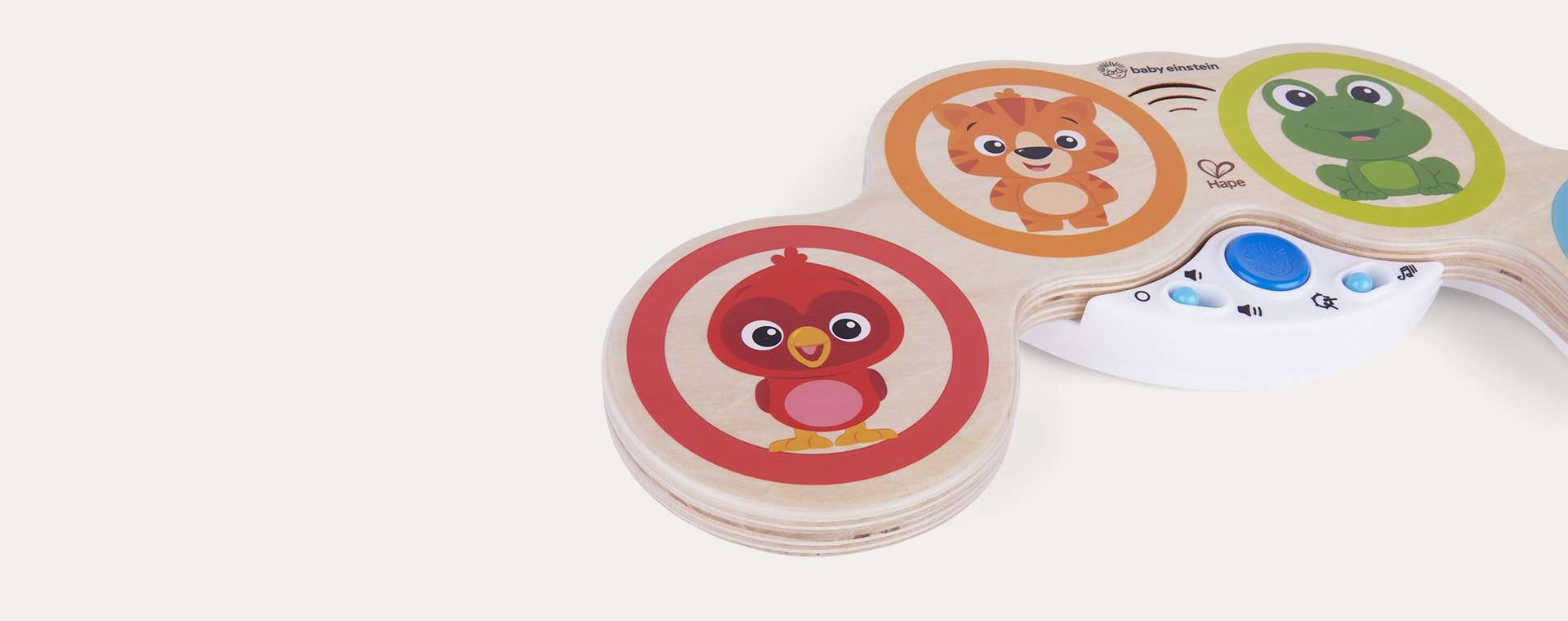 Multi Hape Magic Touch Drums Musical Toy