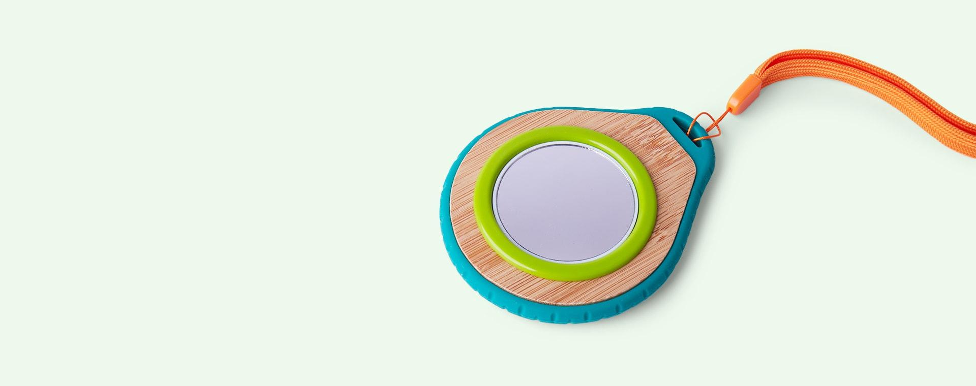 Green Hape Compass Set