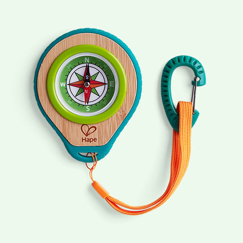 Green Hape Compass Set