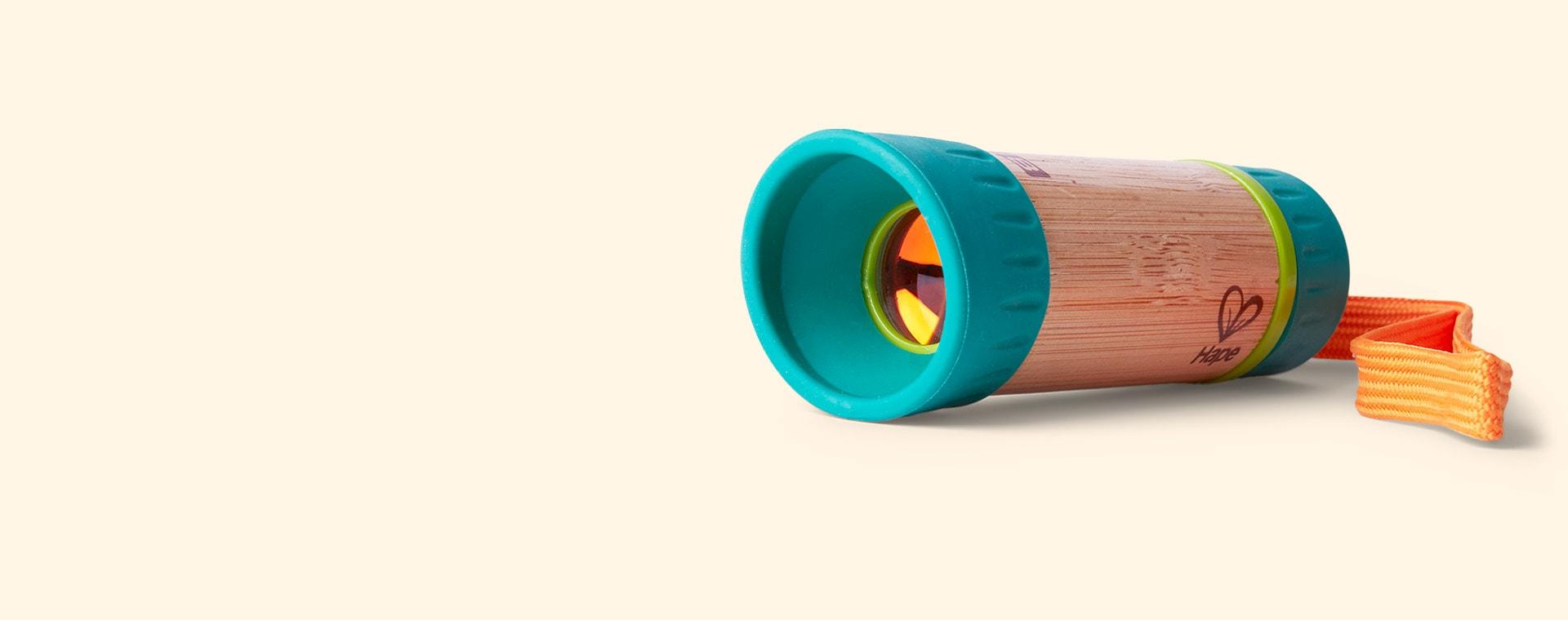 Green Hape Adjustable Telescope