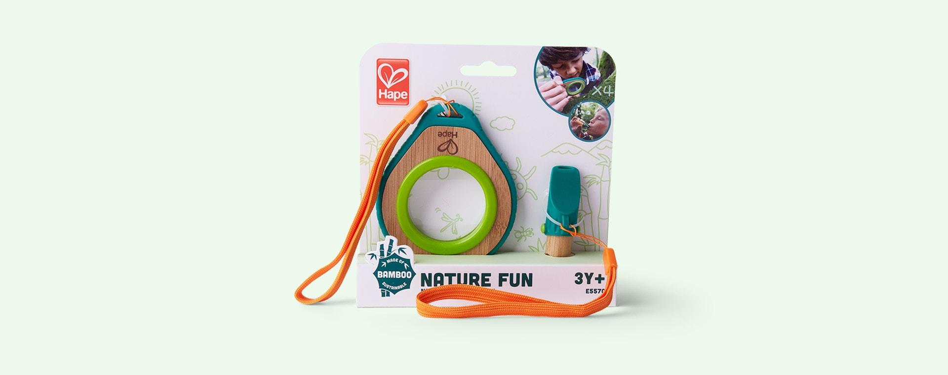 Green Hape Nature Detective Set