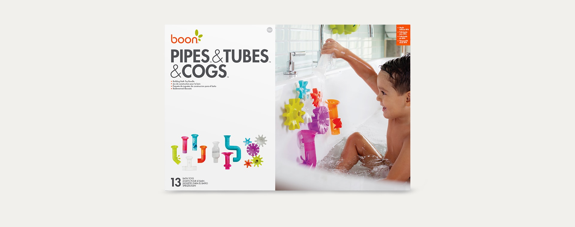 Multi Boon Pipes & Tubes & Cogs
