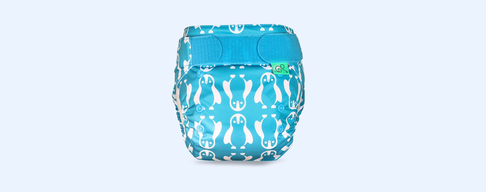 Nappy Feet TotsBots EasyFit Reusable Nappy