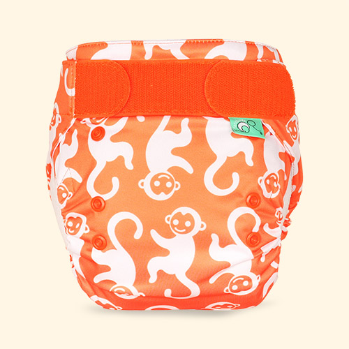 ChimPANTzee TotsBots EasyFit Reusable Nappy