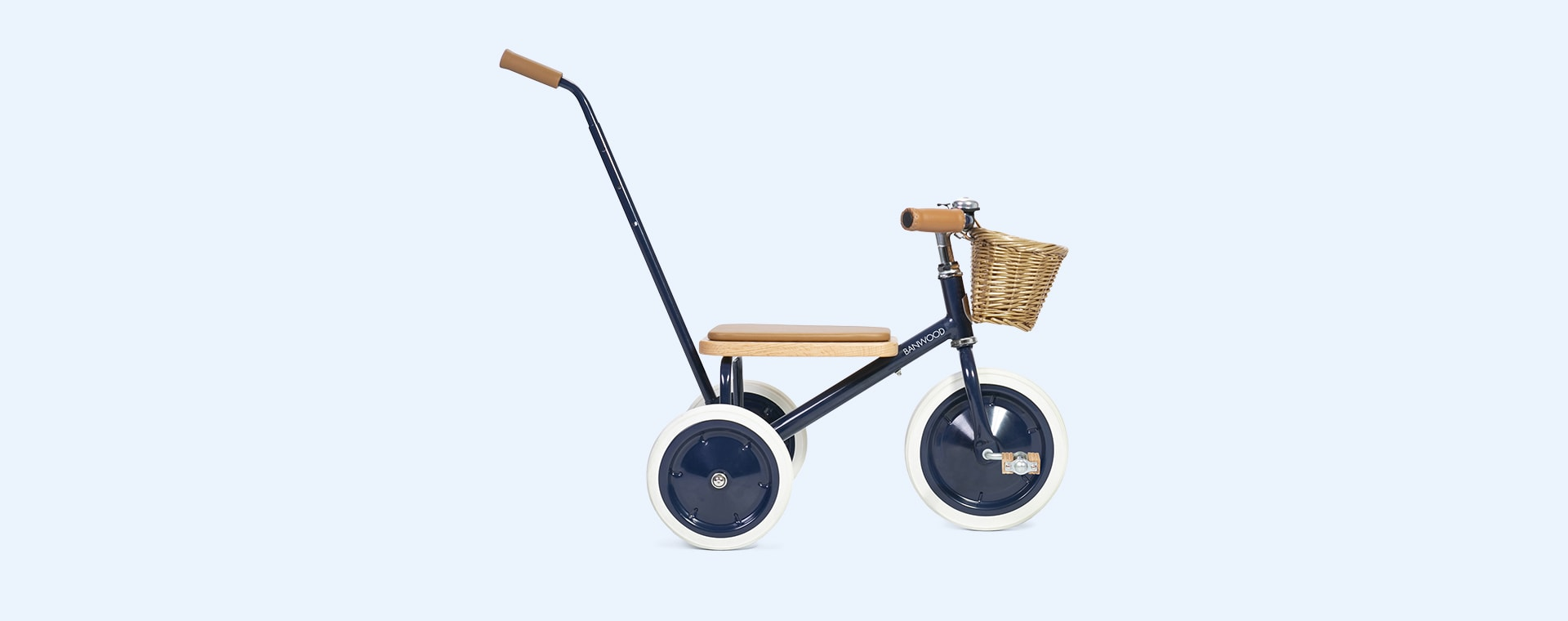 Navy Banwood Trike