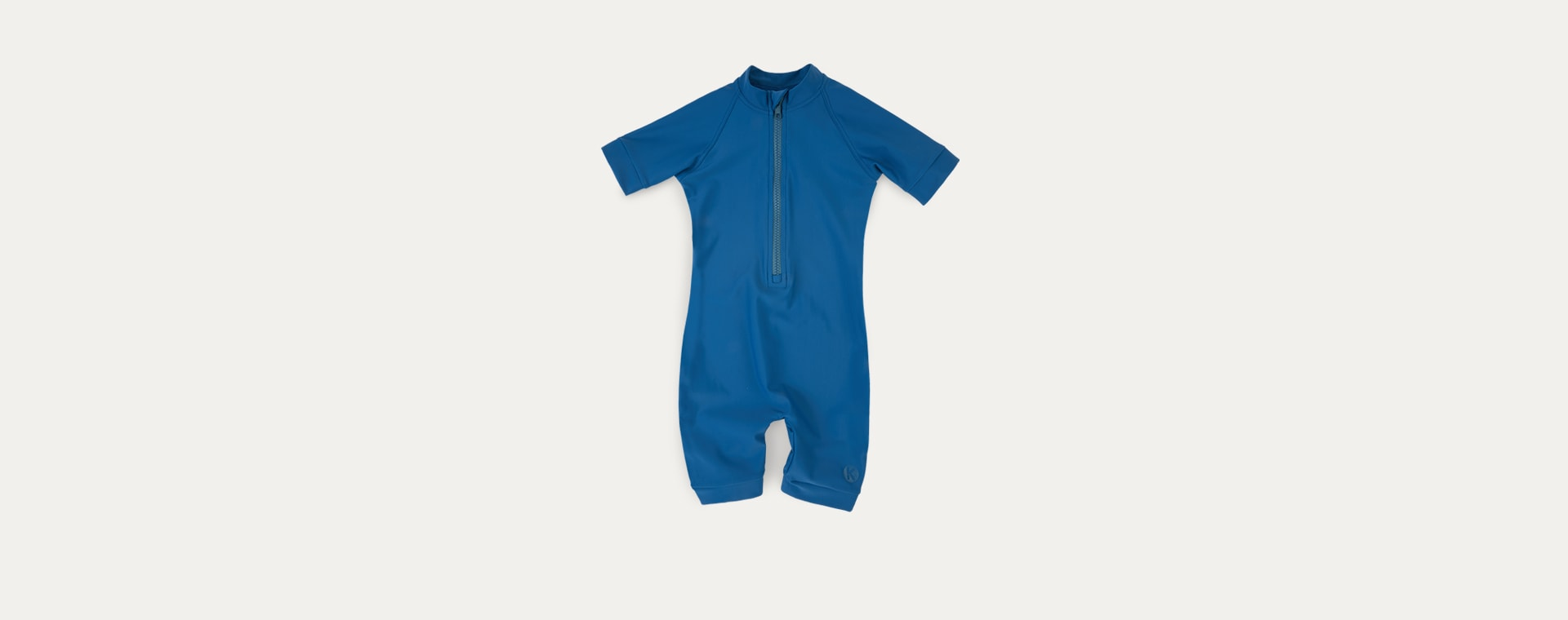 Azure KIDLY Label Recycled Sun Suit