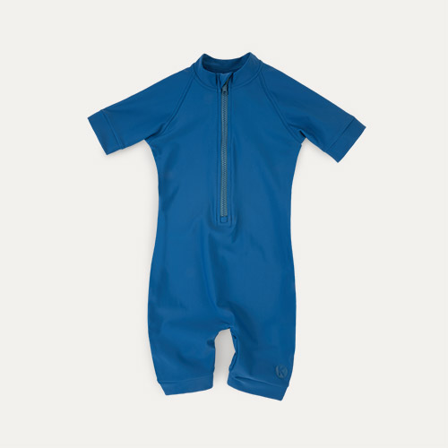 Azure KIDLY Label Eco Sun Suit