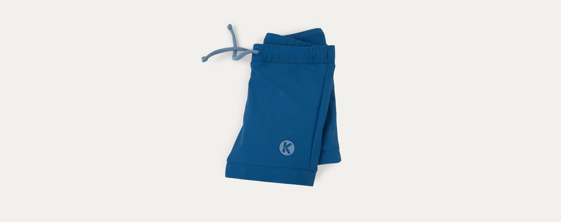 Azure KIDLY Label Eco Swim Trunks