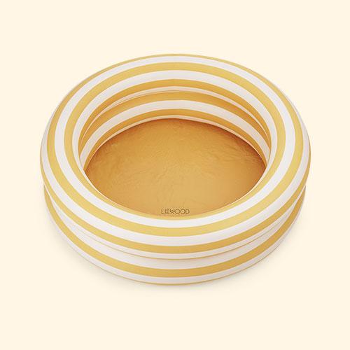 Mustard Stripe Liewood Leonore Pool