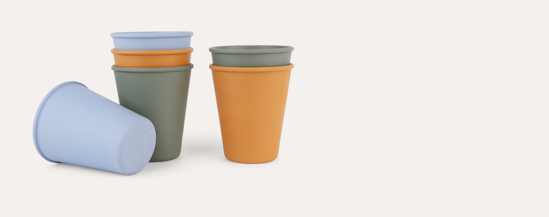 Blue Mix Liewood Gertrud Bamboo Cups