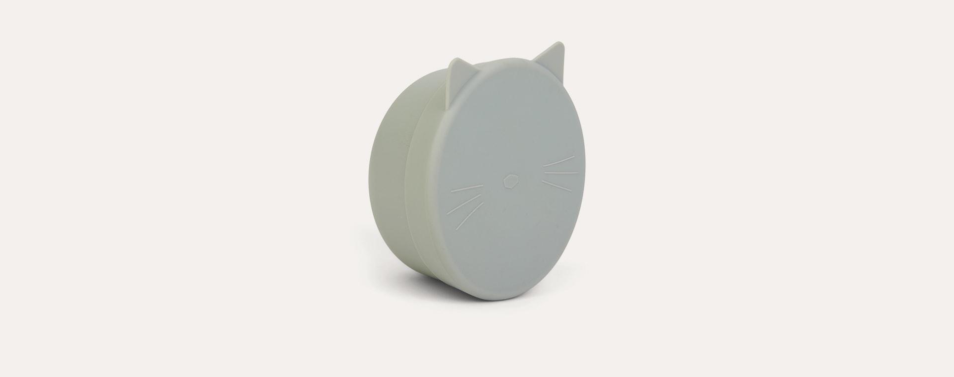 Cat Dove Blue Liewood Cornelius Snack Box Medium
