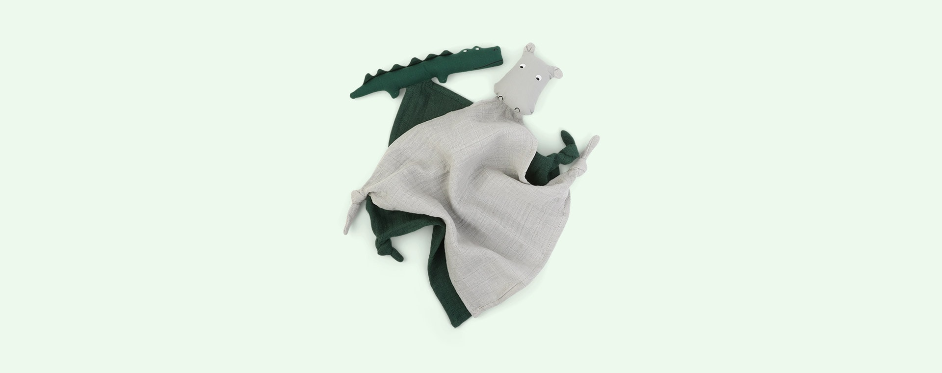 Safari green mix Liewood 2-Pack Yoko Cuddle Teddy