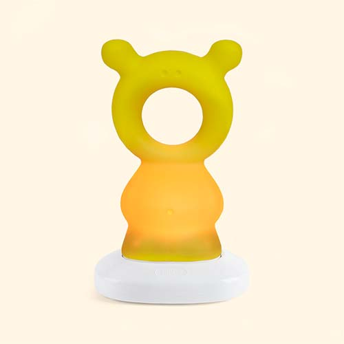 Yellow Brother Max Bear Nightlight
