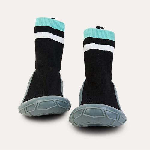 New Black turtl Kids Slipper Socks
