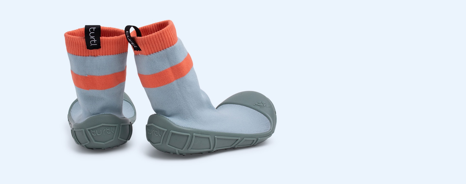 Duck Egg turtl Kids Slipper Socks