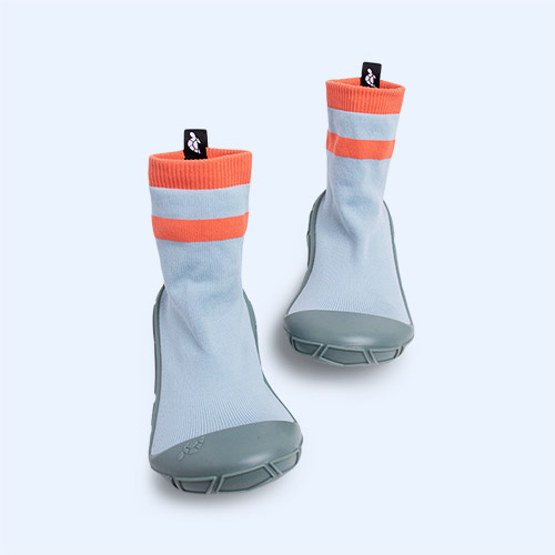 Duck Egg turtl Kids Slipper Socks
