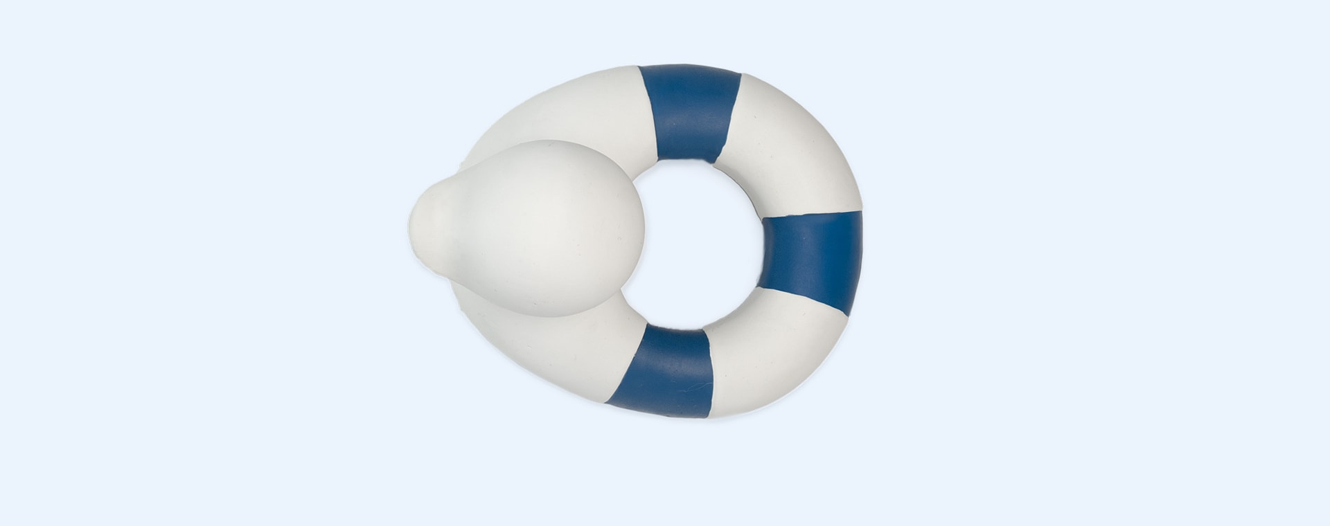 Navy Oli & Carol Flo the Floatie