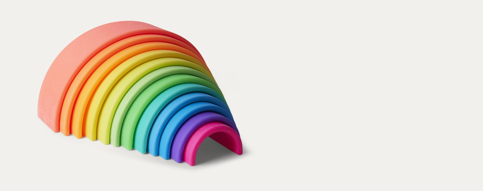 Neon Dëna Large Rainbow