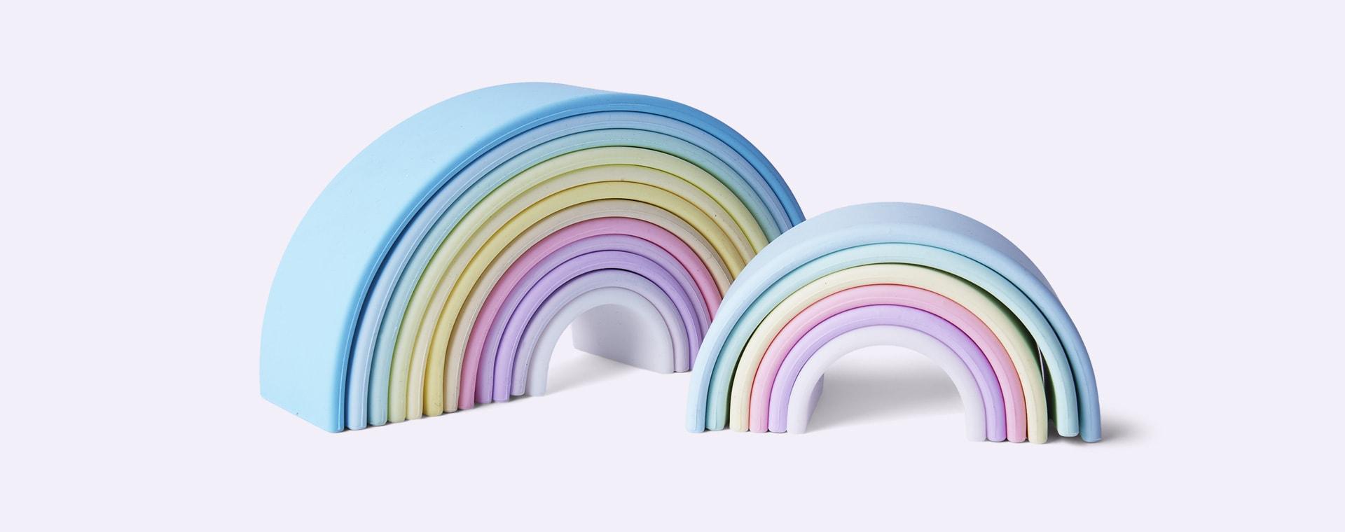 Pastel Dëna Large Rainbow