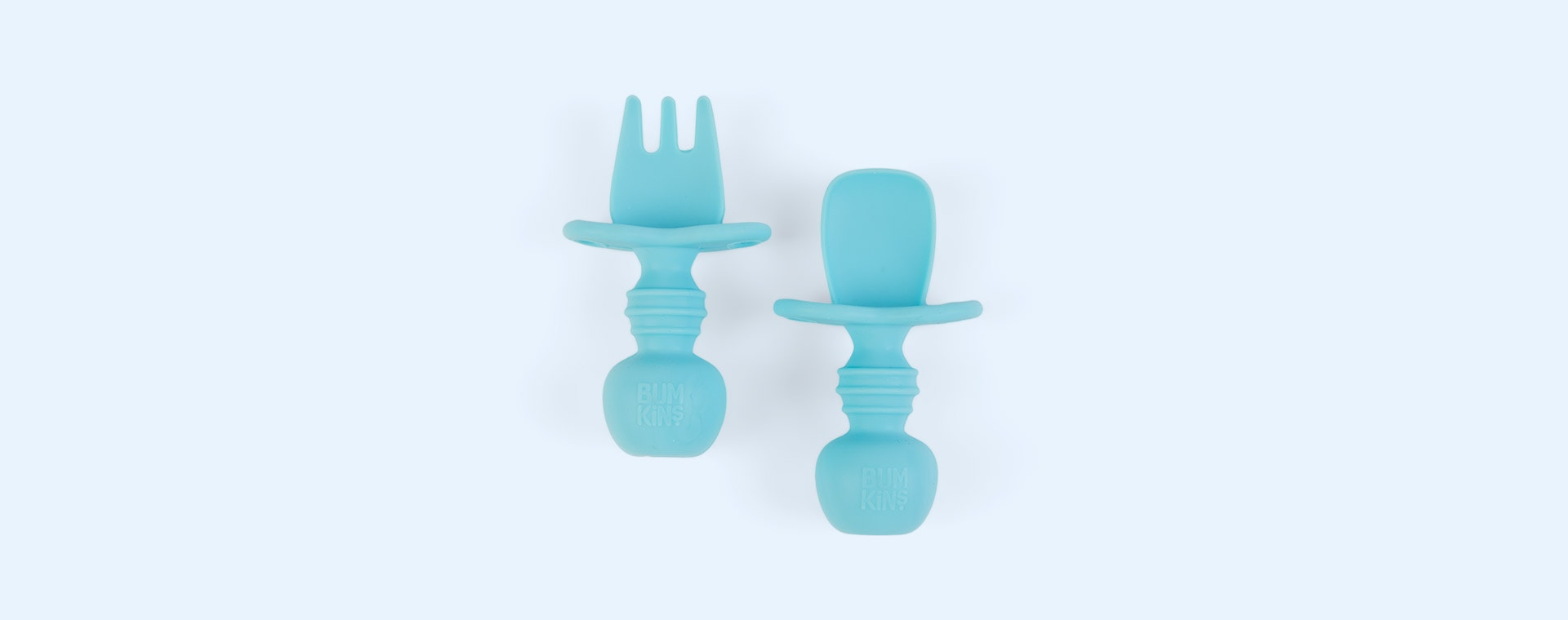 Aqua Bumkins Silicone Chewtensils