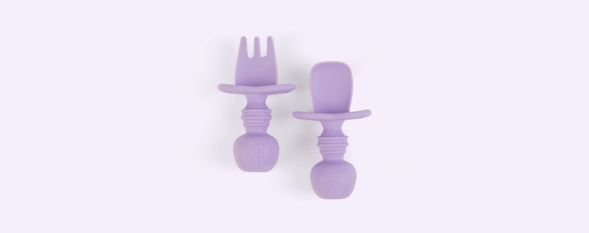 Lavender Bumkins Chewtensils