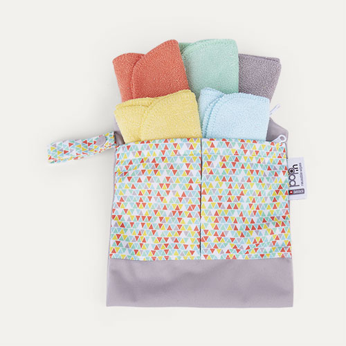 Pastels Close Baby Wipes