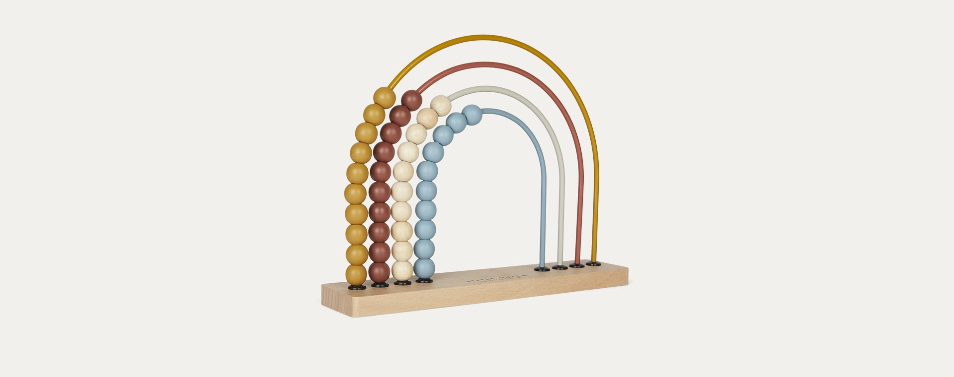 Multi Little Dutch Rainbow Abacus