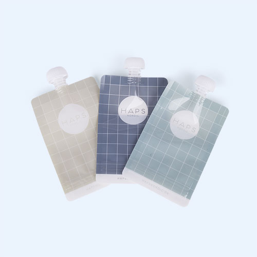 Cool Haps Nordic Reusable Smoothie Bags