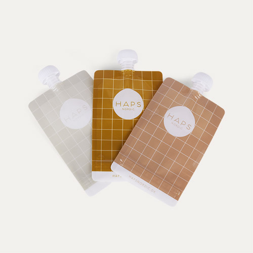 Warm Haps Nordic Reusable Smoothie Bags