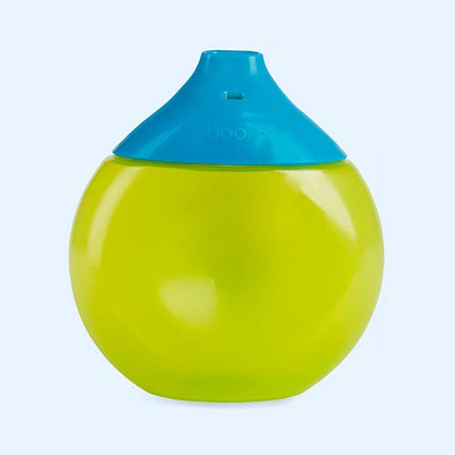 Blue Green Boon Fluid Sippy Cup