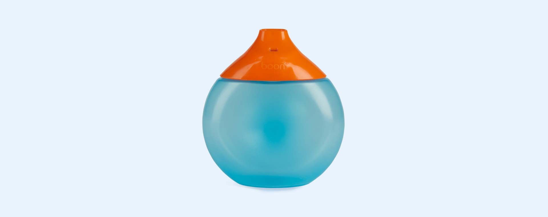 Orange Blue Boon Fluid Sippy Cup
