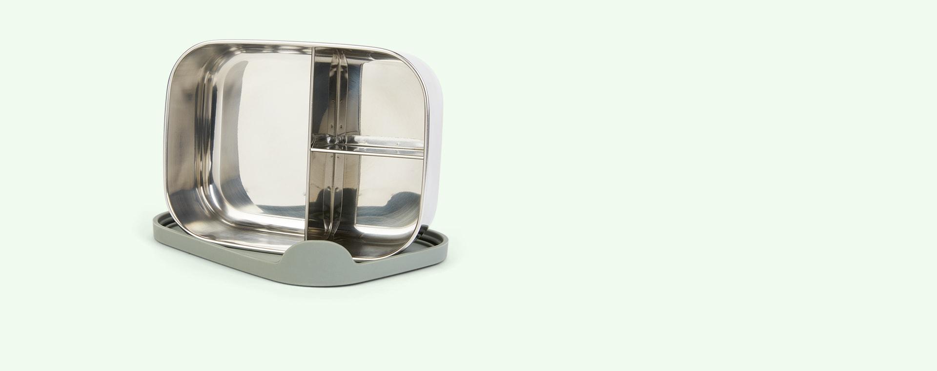 Dino Faune Green Liewood Arthur Lunchbox