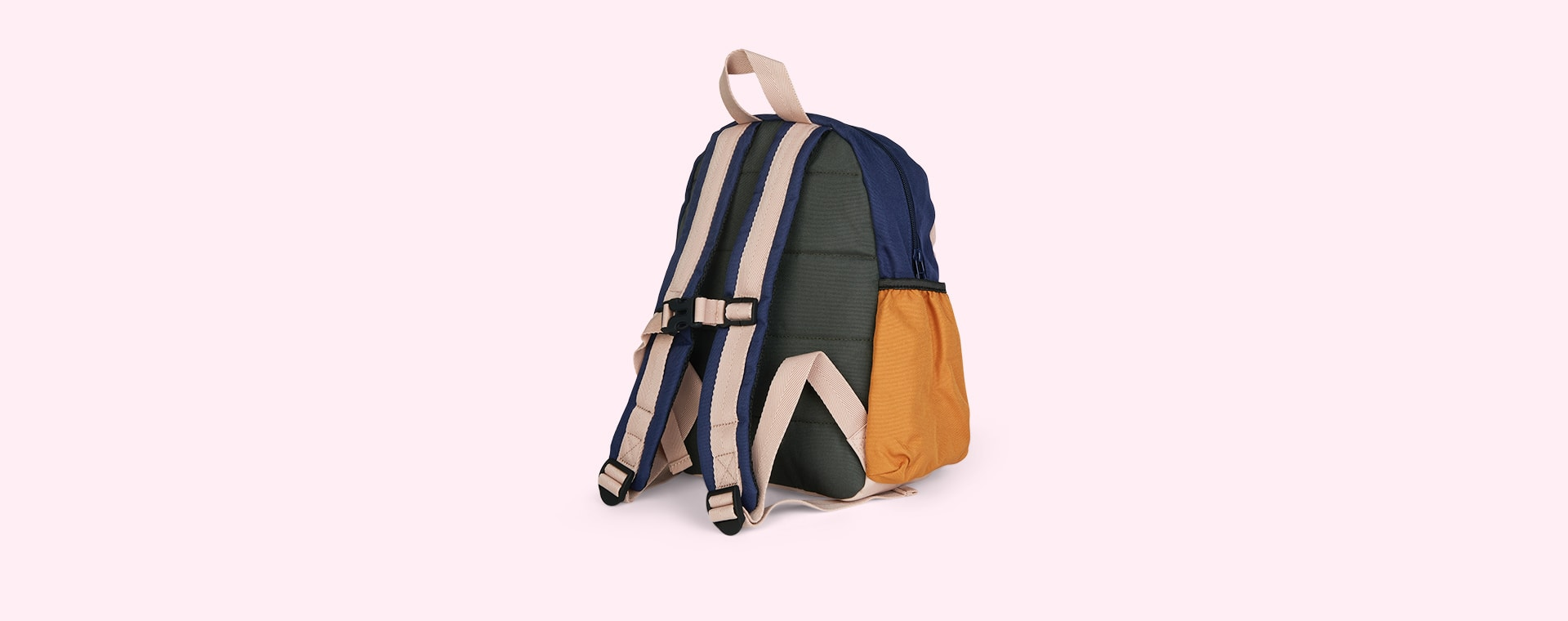 Rose Mix Liewood Walley Backpack